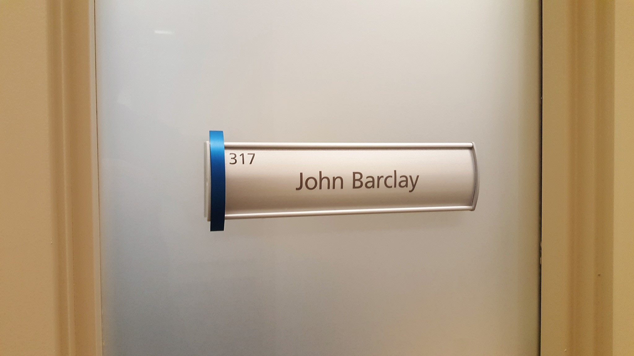 Vs Office Name Plates Signsource